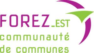 FOREZ EST COM COM logo def horizontal