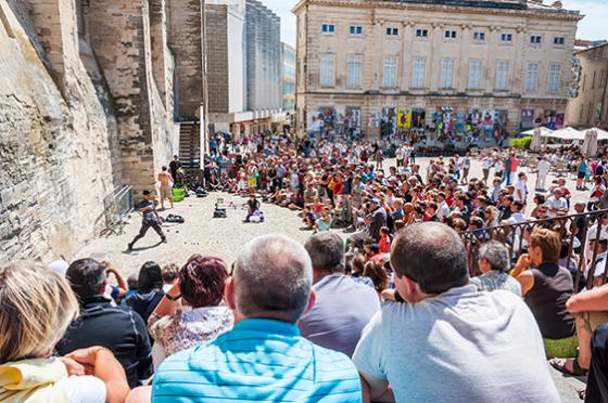 Organiser un évènement artistique dans l'espace public